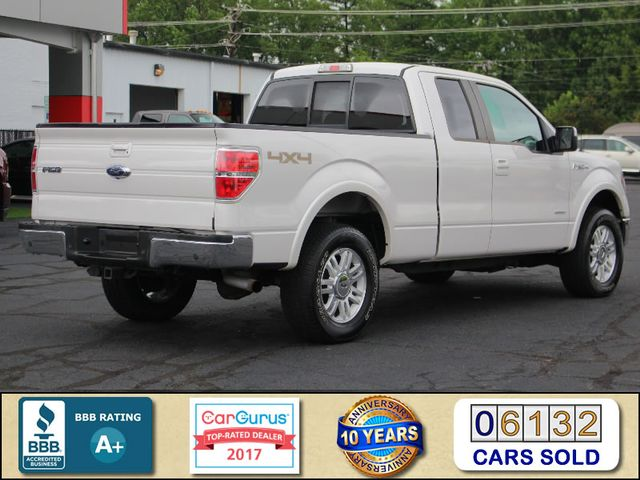 2014 Ford F-150 LARIAT LUXURY SuperCab 4x4 - NAVIGATION - SUNROOF! Mooresville , NC 2