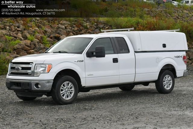 2014 Ford F-150 XL 4WD w/HD Payload Pkg Naugatuck, Connecticut