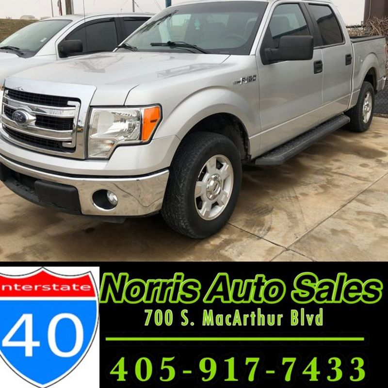 2014 Ford F-150 XL   Oklahoma City, OK   Norris Auto Sales (I-40) in Oklahoma City OK