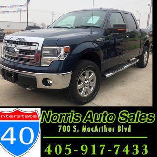 2014 Ford F-150 XLT   Oklahoma City, OK   Norris Auto Sales (I-40) in Oklahoma City OK