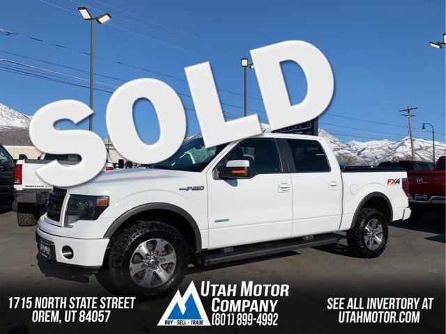 2014 Ford F-150 FX4 | Orem, Utah | Utah Motor Company in  Utah