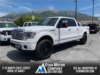2014 Ford F-150 Platinum in , Utah 84057