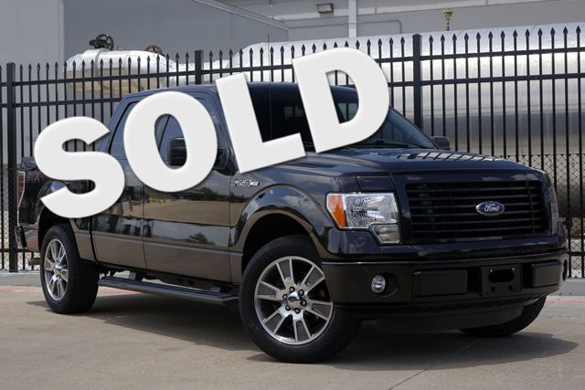 2014 Ford F-150 STX * 1-OWNER * 20's * Tow Pkg * Captains Chairs Plano, Texas