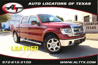 2014 Ford F-150 XLT with LEATHER in Plano, TX 75093