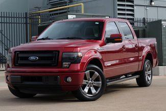 2014 Ford F-150 FX2* Crew Cab* Luxury Pkg* BU Cam* 3.5 Ecoboost**   Plano, TX   Carrick's Autos in Plano TX