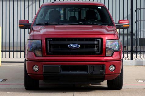 2014 Ford F-150 FX2* Crew Cab* Luxury Pkg* BU Cam* 3.5 Ecoboost** | Plano, TX | Carrick's Autos in Plano, TX