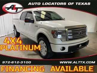 2014 Ford F-150 Platinum in Plano, TX 75093