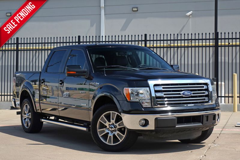 2014 Ford F-150 Lariat   Plano, TX   Carrick's Autos in Plano TX