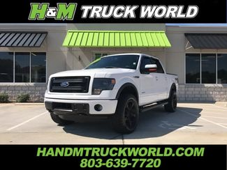 "2014 Ford F-150 FX4 ""LIFTED"" 20'' BLACK ROCKSTAR XD'S in Rock Hill SC, 29730"