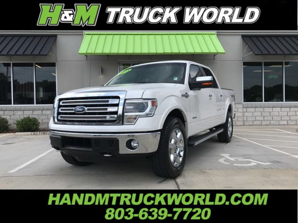 2014 Ford F-150 King Ranch 4X4 ALL THE OPTIONS AND SUPER