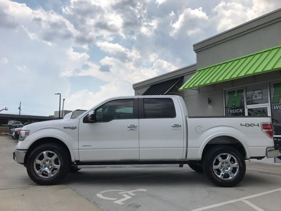 2014 Ford F 150 King Ranch 4x4 All The Options And Super