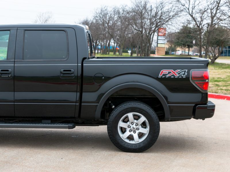 2014 Ford F-150 FX4 in Rowlett, Texas