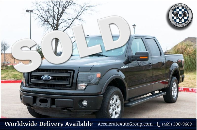 2014 Ford F-150 FX4 in Rowlett Texas