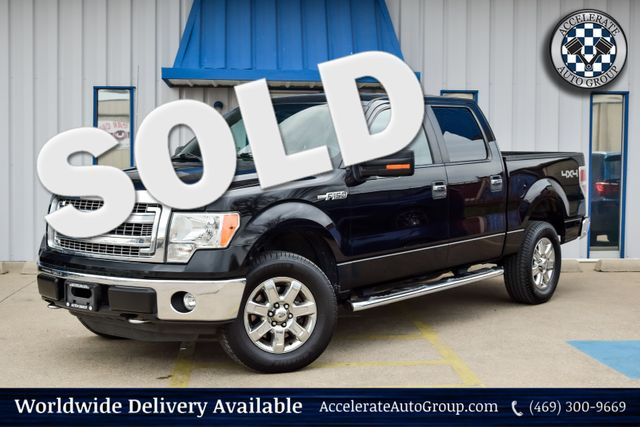 2014 Ford F-150 XLT in Rowlett