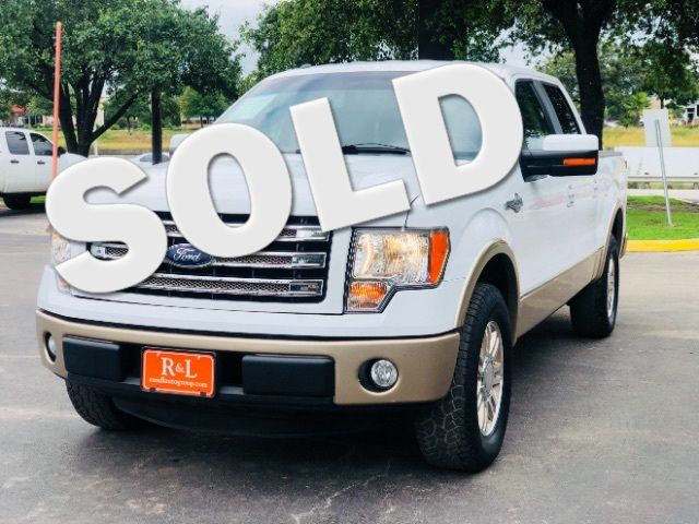 2014 Ford F-150 King-Ranch SuperCrew 5.5-ft. Bed 2WD in San Antonio, TX 78233