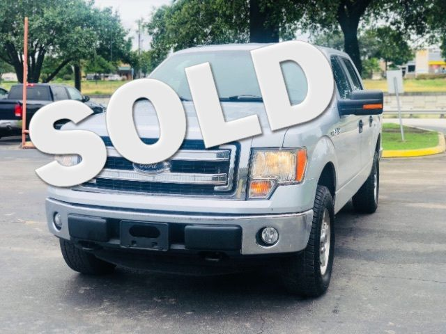 2014 Ford F-150 XLT in San Antonio, TX 78233
