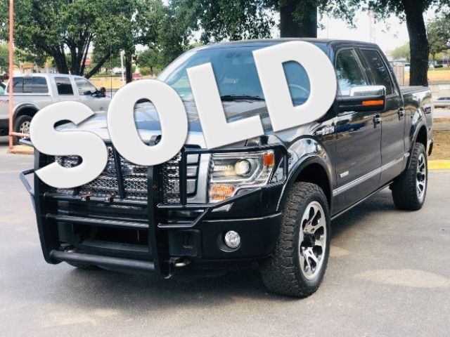2014 Ford F-150 Platinum in San Antonio, TX 78233