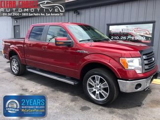 2014 Ford F-150 Lariat in San Antonio, TX 78212