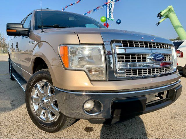 2014 Ford F-150 XLT in Sanger, CA 93567