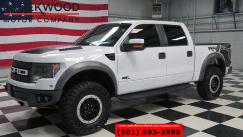 2014 Ford F-150 SVT Raptor 6.2L White Nav Roof New Toyo Tires NICE in Searcy, AR