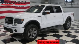 2014 Ford F-150 FX4 Lariat 4x4 White Leather Nav Sunroof 20s CLEAN in Searcy, AR 72143