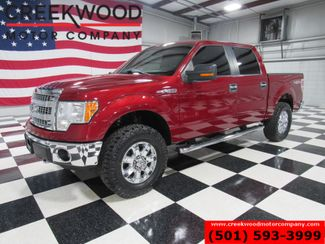 2014 Ford F-150 XLT 4x4 Crew Cab 5.0L Low Miles Leveled CLEAN in Searcy, AR 72143