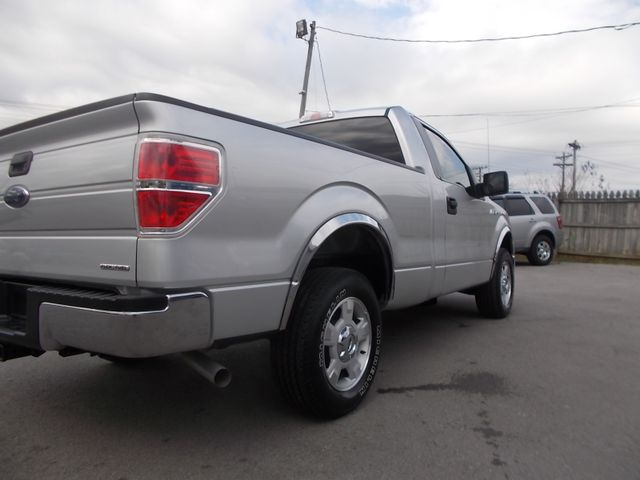 2014 Ford F-150 XLT Shelbyville, TN 10