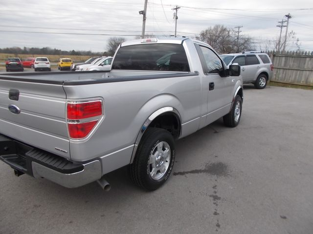 2014 Ford F-150 XLT Shelbyville, TN 11