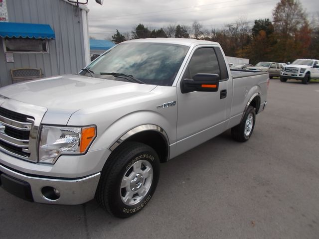 2014 Ford F-150 XLT Shelbyville, TN 5