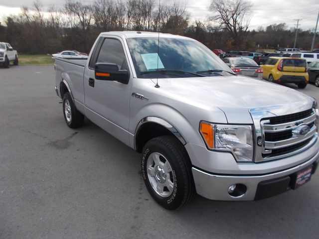 2014 Ford F-150 XLT Shelbyville, TN 8