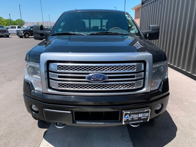 2014 Ford F-150 Platinum in Spanish Fork, UT 84660