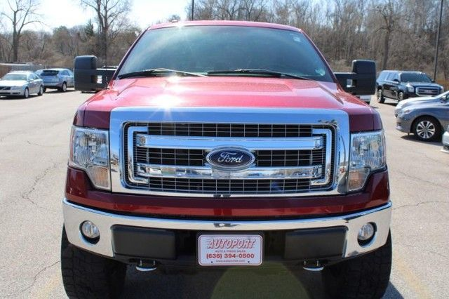 2014 Ford F-150 XLT St. Louis, Missouri 7