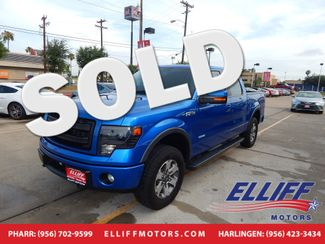 2014 Ford F-150 FX4 in Harlingen TX, 78550