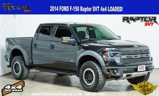 2014 Ford F-150 SVT Raptor in Dallas, TX 75001