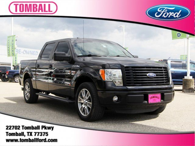 2014 Ford F-150 STX in Tomball, TX 77375