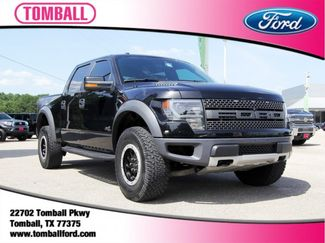 2014 Ford F-150 SVT Raptor in Tomball, TX 77375