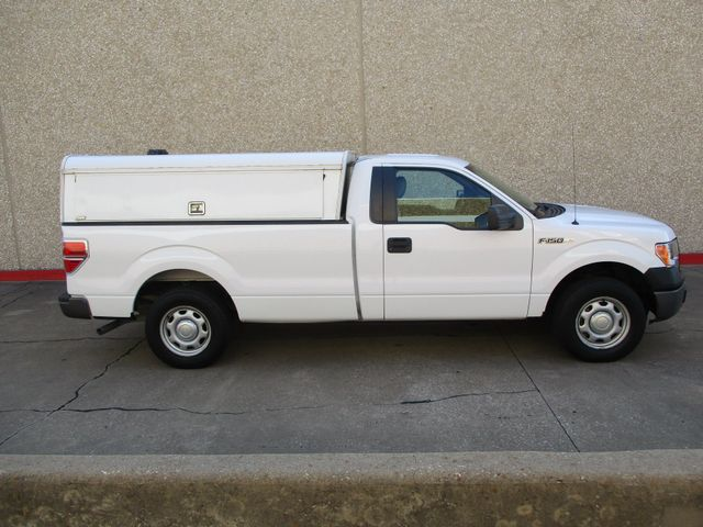 2014 Ford F-150 XL Fromer Pest Control in Plano, Texas 75074