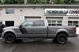 2014 Ford F-150 4WD SuperCrew  FX4 Waterbury, Connecticut 3