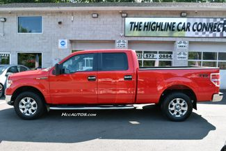 2014 Ford F-150 4WD SuperCrew XLT Waterbury, Connecticut 2