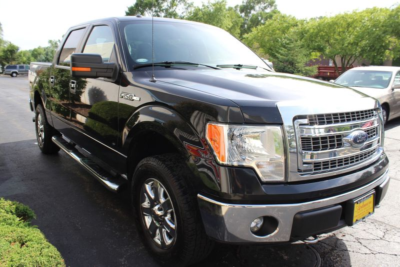 2014 Ford F-150 XLT  city Illinois  Ardmore Auto Sales  in West Chicago, Illinois