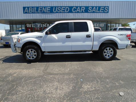 2014 Ford F-150 XLT 4X4  in Abilene, TX