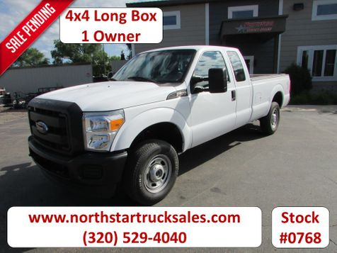 2014 Ford F-250 4x4 Ext-Cab Long Box Pickup  in St Cloud, MN
