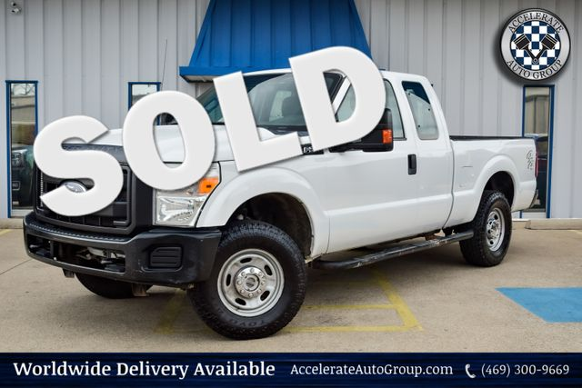 2014 Ford F-250 Pickup XL SUPER DUTY in Rowlett