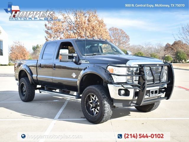 2014 Ford F-250SD Lariat LIFT/CUSTOM WHEELS AND TIRES