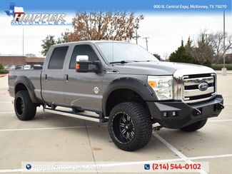 2014 Ford F-250SD Lariat LIFT/CUSTOM WHEELS AND TIRES in McKinney, Texas 75070