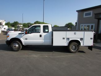 2014 Ford F-350 4x4 Service Utility Truck in St Cloud, MN
