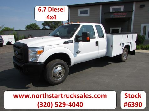 2014 Ford F-350 6.7 4x4 Service Utility Truck  in St Cloud, MN