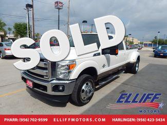 2014 Ford Super Duty F-350 DRW Pickup Lariat in Harlingen TX, 78550