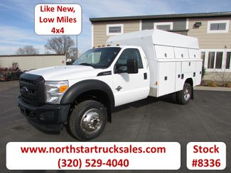 2014 Ford F-450 4x4 Service Utility Truck in St Cloud, MN