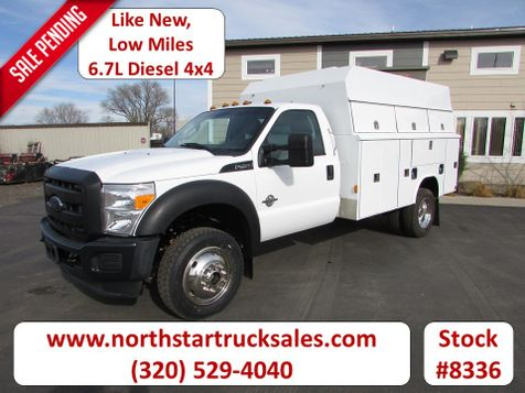 2014 Ford F-450 6.7 4x4 Service Utility Truck  in St Cloud, MN